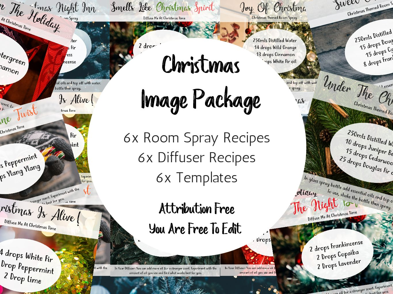 Christmas Image Package
