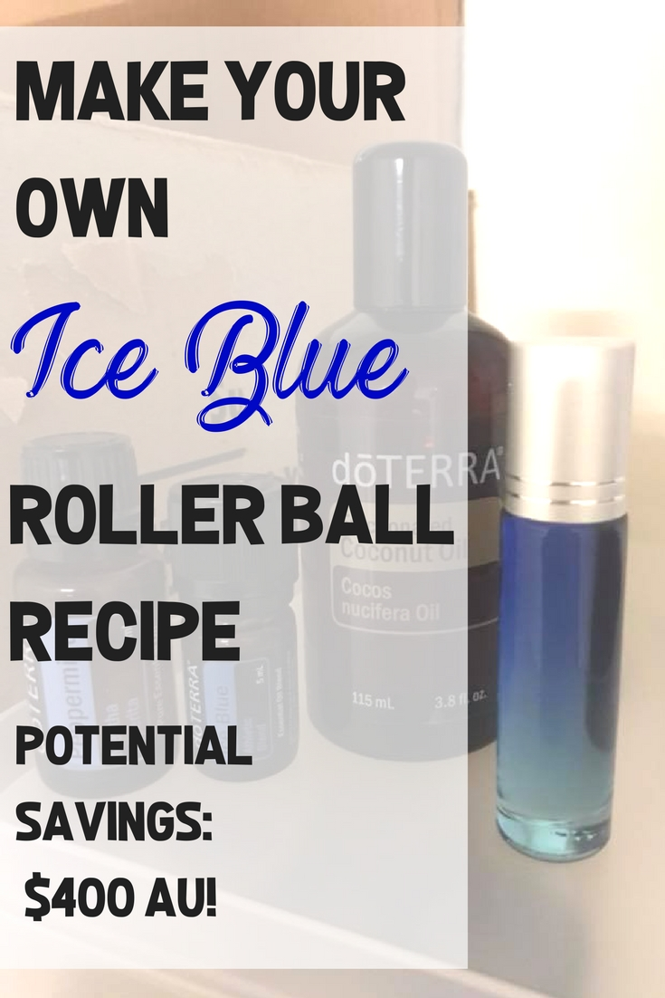 Ice Blue Recipe