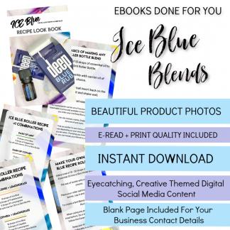 Ice Blue Roller Blend Ebook