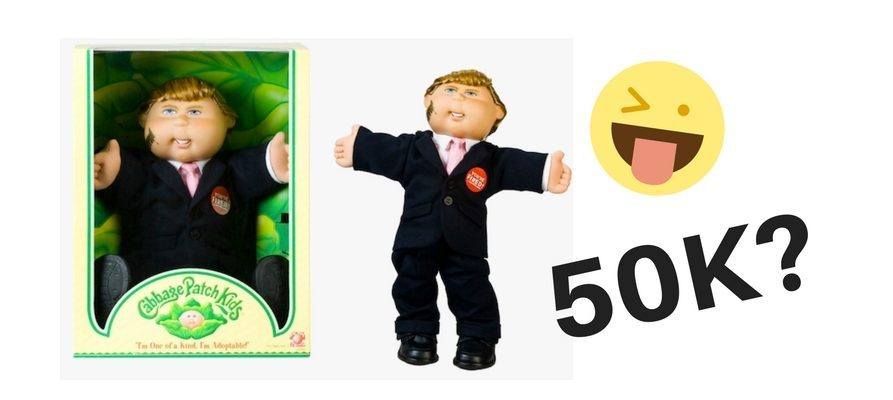 image regarding Cabbage Patch Logo Printable titled Is Your Cabbage Patch Child Great importance 1000's Of Income? - Kate