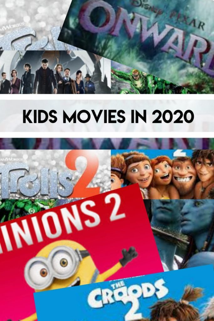 KIDS MOVIES IN 2020, F...